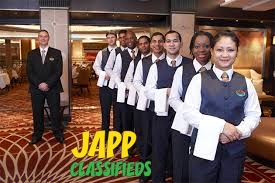 New Jobs In Great Hotel !