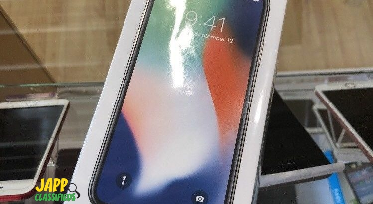 Brand new Apple iphone 8plus with warranty