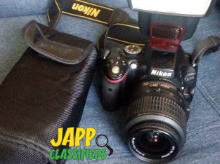Nikon D5100 with Yn560 IV flash for Sale!! $59,000 neg