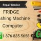 Fridge and washing machine repair