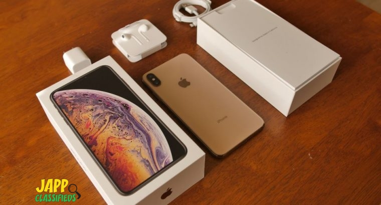 Apple iPhone XS Max unlock