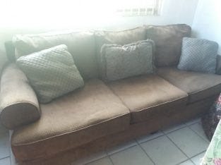 Ashley 1 piece Sofa