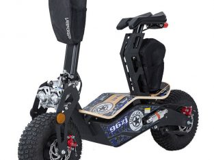 MotoTec Mad 1600w 48v Electric Scooter – MT-Mad-1600