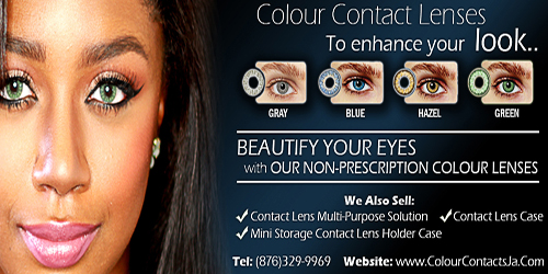 Colour Contact Lenses For Sale..