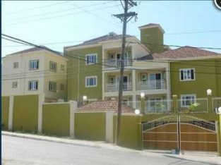 Liguanea ave fully furnished 2br 2.5 bath apartment for rent