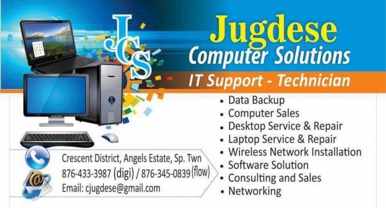 Jugdese Computer Solutions