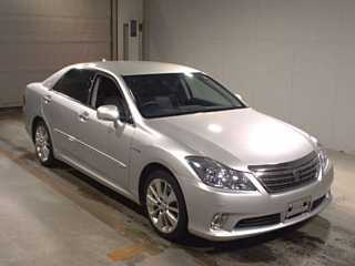 Toyota Crown 2010 3500cc G Package Silver