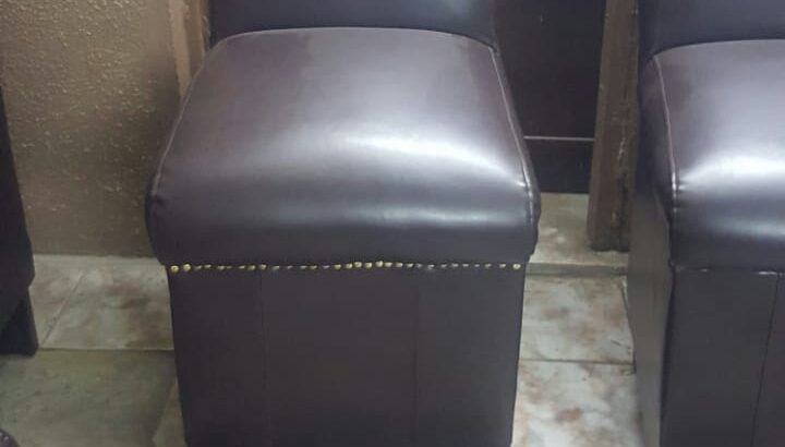 Beautiful Accent Chair With Footrest For Sale