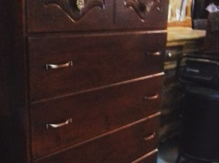 Beautiful 77 Drawer Chest of Drawers For Sale