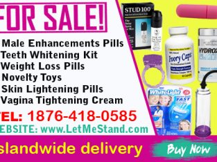 For Sale: Sex pills, Sex Toys for sale in jamaica