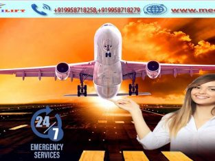 Life-Support Emergency Air Ambulance in Chennai