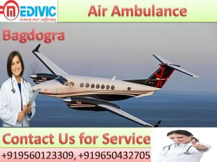 Air Ambulance Service by Medivic Aviation