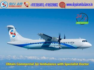 Chose Unmatched Commercial Air Ambulance Service