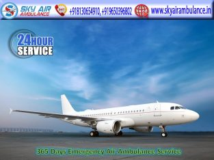 Utilize the Latest and Hi-Quality Air Ambulance