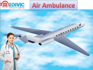 Get Best and Fast Air Ambulance Service