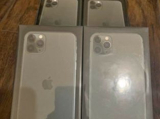 Apple iPhone 11 Pro Max, iPhone 11, iPhone X 128GB
