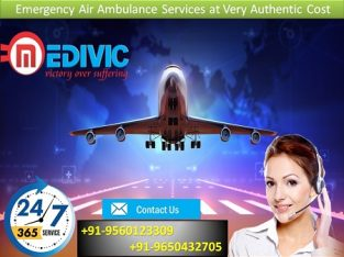 Avail Top-Level Air Ambulance Service in Delhi