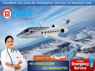 The World-Class Solution Air Ambulance in Ranchi