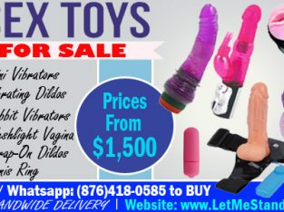 Sex Toys and Adult Toys for Sale in Jamaica