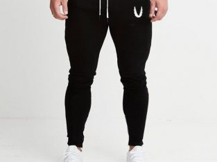 Men's Brand Cotton Fitness Pants