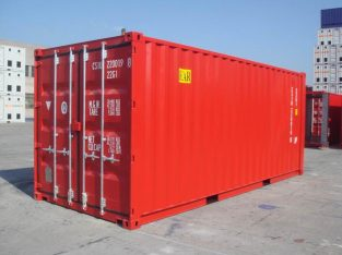 BUY NEW AND FAIRLY USED DRY SHIPPING CONTAINERS