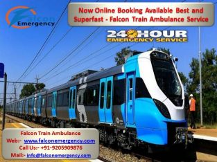 Get Emergency Train Ambulance Service in Bangalore