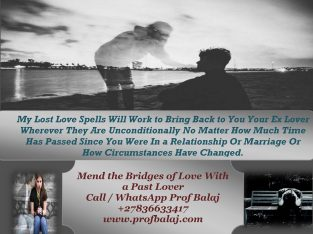Lost Love Spells to Bring Back a Lover