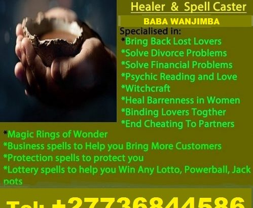 Bring back lost lover in only 24HRS +27736844586