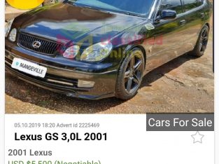 2001 Lexus For Sale