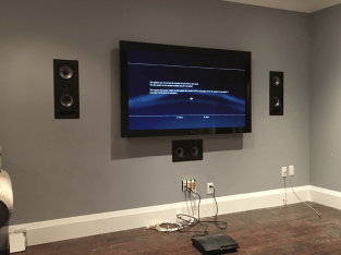 Hire a Professional TV Mounting Installation in To