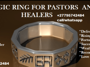Magic rings for spiritual power +27`63`330`5555