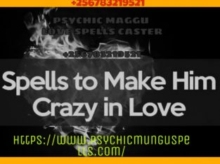 TOP SPELLS TO MAKE HIM LOVE YOU .+256783219521_USA
