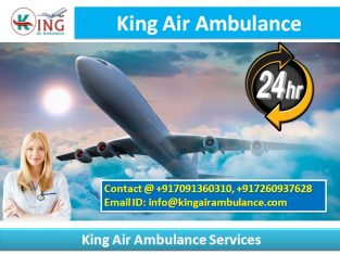 Sophisticated Air Ambulance Service in Allahabad