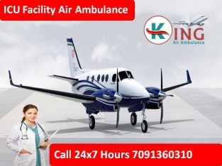 Take Admirable Air Ambulance Service in Ranchi