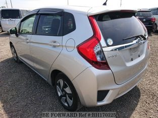 2015 HONDA FIT HYBRID L PACKAGE