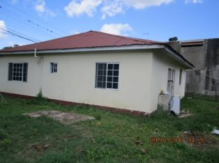 2 Bdrm 1 Bath – Toll Gate, Clarendon