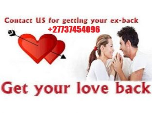 Love Spells That Work Overnight Call +27737454096