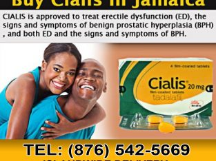 Cialis for sale in Jamaica – Call: 1876-542-5669