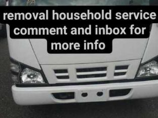 removal household service delivery