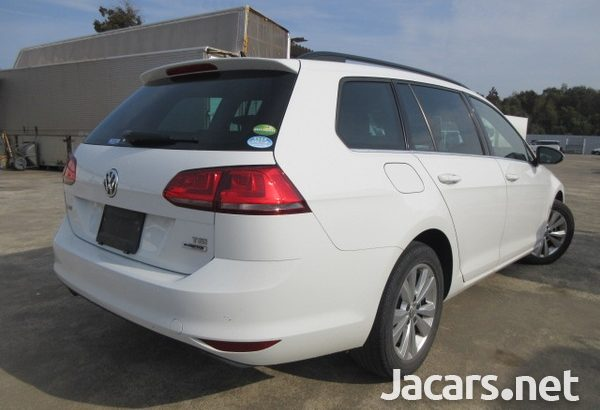 Volkswagen Golf 1,5L 2015