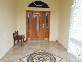5 BED 4.5 BATH HOUSE FOR SALE IN FOUR PATHS, CLARENDON, JAMAICA
