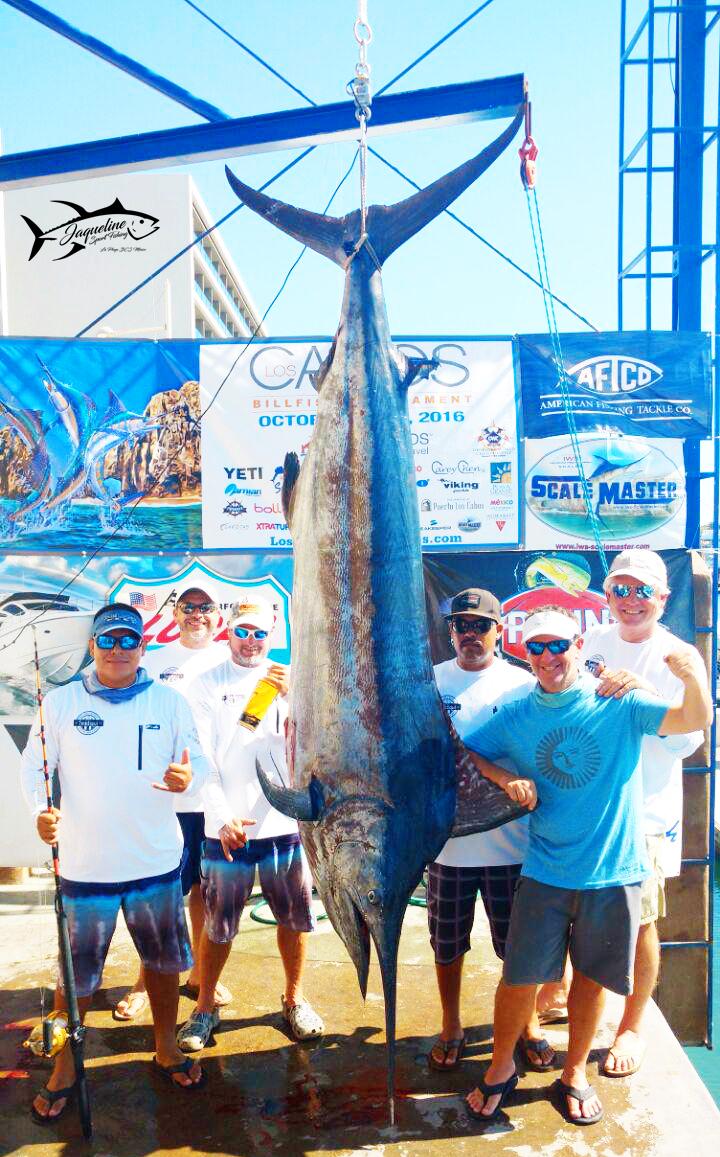 Jaqueline Sport Fishing
