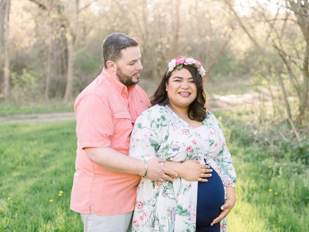 Jara & David Maternity
