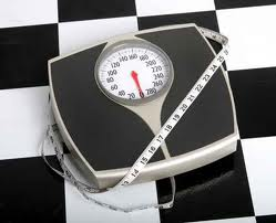 ميزان لقياص الوزن