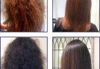 ترطيب الشعر بدون سشوار