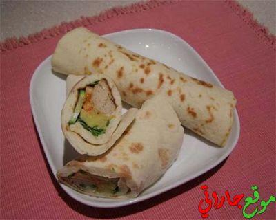 ساندويش بالعيش المصري