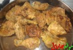 دجاج مقلي ومقرمش
