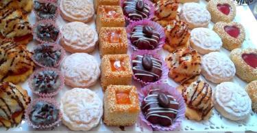 حلويات مغربية للعيد