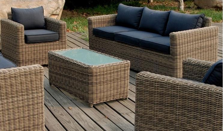 des astuces pour mieux nettoyer les meubles de jardin en rotin le mobilier
