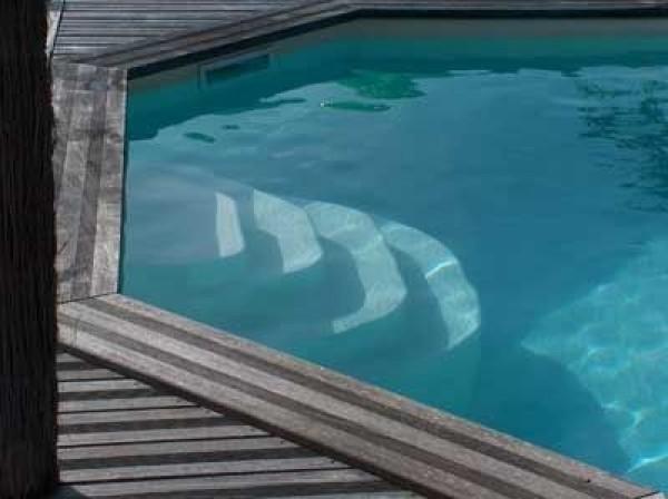 Escalier piscine Athena 138m hauteur 80cm